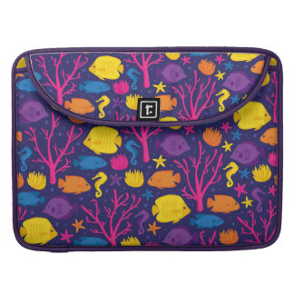 Coral Reef Crew Sleeve For MacBooks