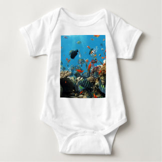 Coral Reef Fish Naturescape Tee Shirt