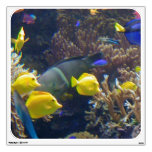 Coral Reef Fish Room Graphics