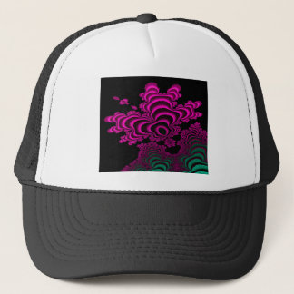 Coral Reef Fractal Design Hat