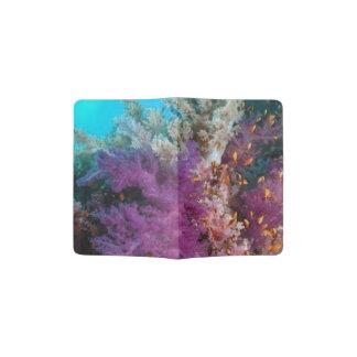 Coral Reef Habitat Passport Holder
