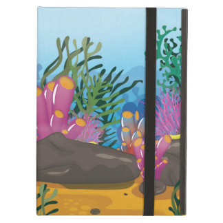 Coral Reef iPad Air Cover