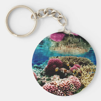 Coral Reef Key Chain