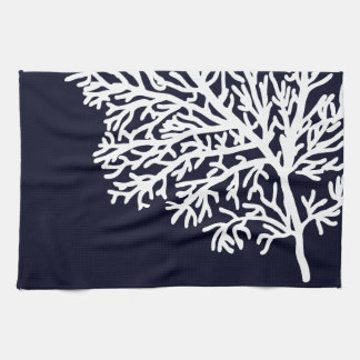 Coral Reef Kitchen Towel