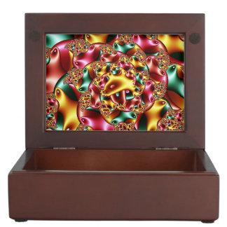 Coral reef memory box