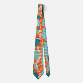 Coral Reef Necktie