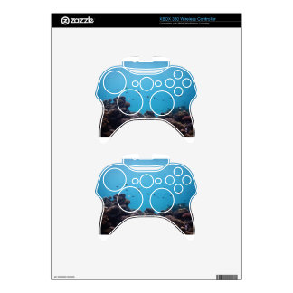Coral Reef of Pacific Ocean Xbox 360 Controller Skins