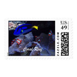 Coral Reef Postage