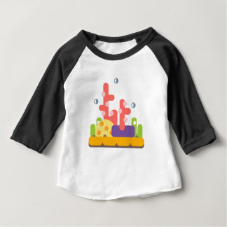 Coral Reef Primitive Style Baby T-Shirt