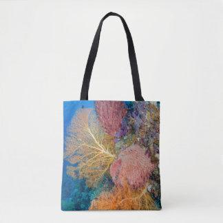 Coral Reef Scenic Tote Bag