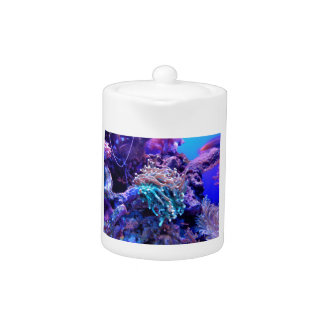 Coral Reef Teapot