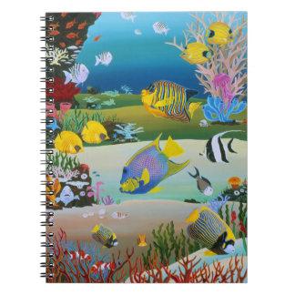 Coral Reef Too Notebook