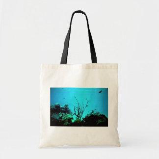 Coral Reef, Virgin Islands Canvas Bag