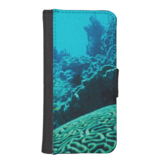 CORAL REEFS 2 iPhone SE/5/5s WALLET