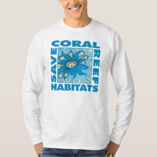 Men 39 S Coral Long Sleeve Shirts Zazzle