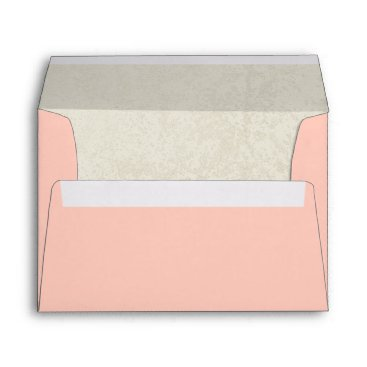 Beach Themed Coral Sands Envelope