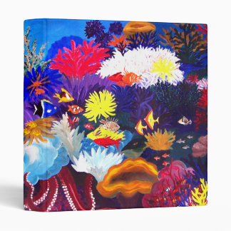 Coral Sea Binder