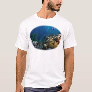 Coral Sea Men's T Shirt