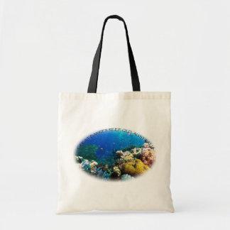 Coral Sea Tote Bag