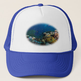 Coral Sea Truckers Hat