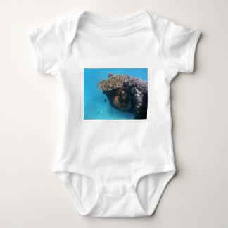 Coral Seascape Infant Creeper