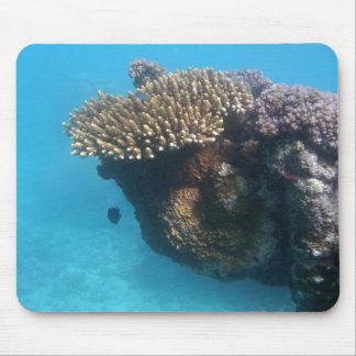 Coral Seascape Mouse Pad