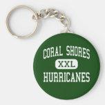Coral Shores - Hurricanes - High - Tavernier Key Chains