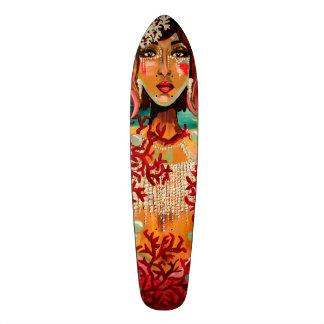 Coral Skateboard
