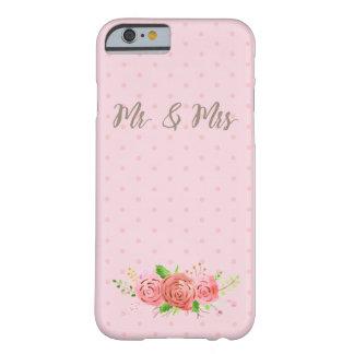 Coral Spring Bride Phone Case