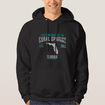 USA Themed Coral Springs Hoodie