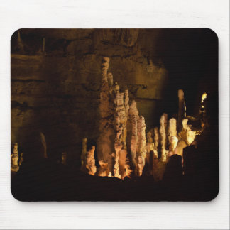 Coral Stalagmites Mouse Pad