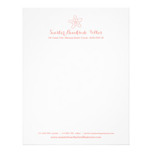 holiday letterhead zazzle