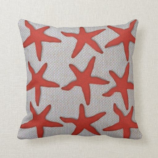 Coral,Tan,Neutral,Burlap Designed Throw Pillow  Zazzle