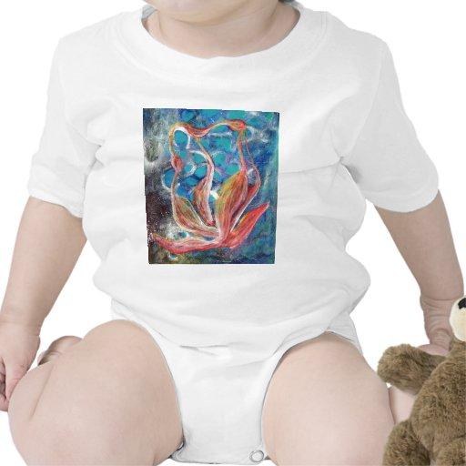 Coral Traje De Bebé