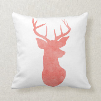 Deer Pillows Decorative Amp Throw Pillows Zazzle