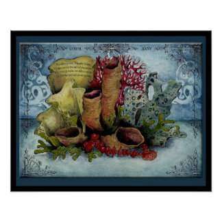 Coral Wedding Anniversary: Jupigio-Artwork.com Posters
