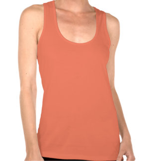 Coral & Yellow Sweating For The Wedding. Singlet Tshirts