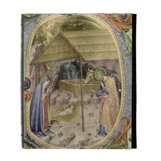 Corale / Graduale no.5  Historiated initial 'P' de iPad Folio Cases