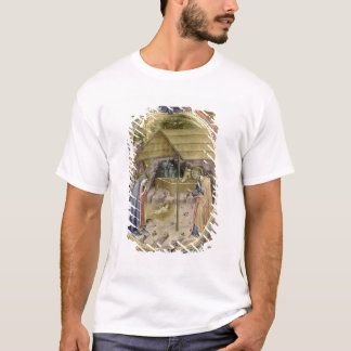 Corale / Graduale no.5  Historiated initial 'P' de T-Shirt