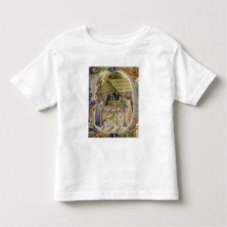 Corale / Graduale no.5  Historiated initial 'P' de Toddler T-shirt