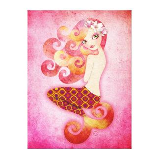 Coraline envolvió arte estirado lona de la pared impresiones en lona