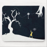 """Coraline Mouse Pad<br><div class=""""desc"""">Coraline Mouse Pad,  inspired by Coraline Movie</div>"""