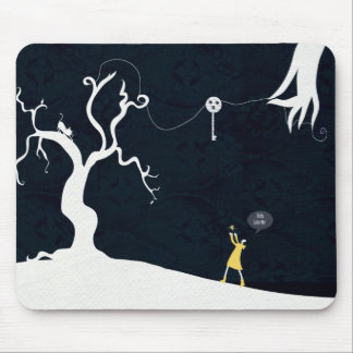 Coraline Mouse Pad