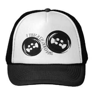 Coraline Trucker Hat