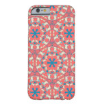 Corall Pug Pattern Case iPhone 6 Case