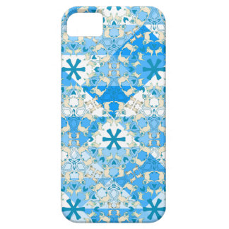 Corall Pug Pattern Case Triangle