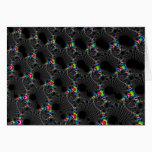 Corals - Mandelbrot Card