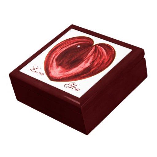 Corazón #1 caja de regalo