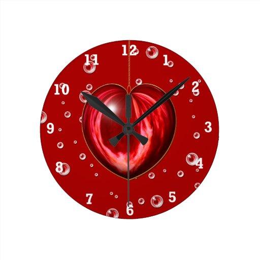 Corazón #1 reloj