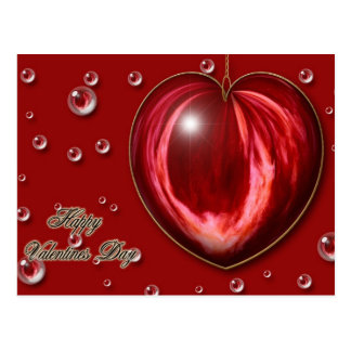 Corazón #1 tarjeta postal